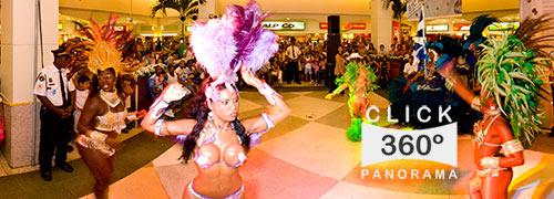 ANCAR Beija Flor en el Shopping Nova América