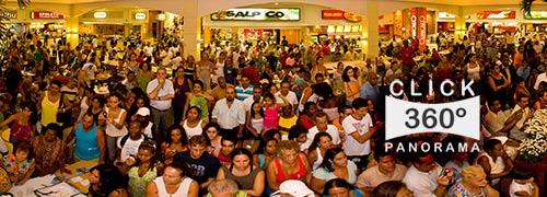 ANCAR Beija Flor no Shopping Nova America