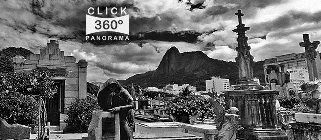 cemitério, botafogo, corcovado, favela, cristo redentor, silêncio, paisagem, túmulos