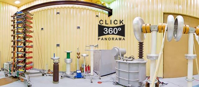 laboratório CEPEL em Adrianopolis, distrito de Nova Iguacu, Rio de Janeiro