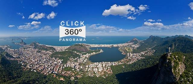 Click nesta foto 360 graus para visualizar a Cidade Maravilhosa do alto em todo seu esplendor que a fez merecer este título de MARAVILHOSA e aprecie nesta foto 360 graus do AYRTON especialista e pioneiro no Brasil da tecnica de fotografia panoramica imersiva