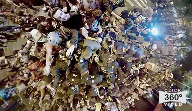 Click na foto e tenha a sensação de estar no meio da manifestação dos professores no 1º de outubro de 2013, neste video 360 graus do AYRTON360, especialista e pioneiro no Brasil da tecnica de fotografia Panoramica Imersiva, Gigafotos e de Little Planets