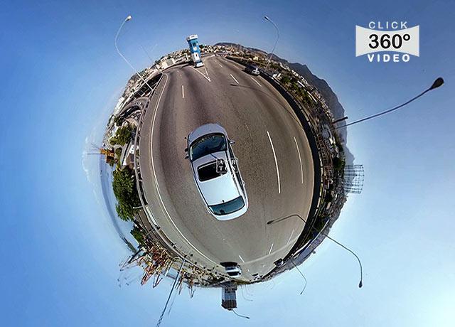 Click na foto e curta o visual da Perimetral, passando de carro no último dia de vida, neste video 360 graus do AYRTON360, especialista e pioneiro no Brasil da tecnica de Videos e Fotos Imersivos, Gigafotos e Little Planets